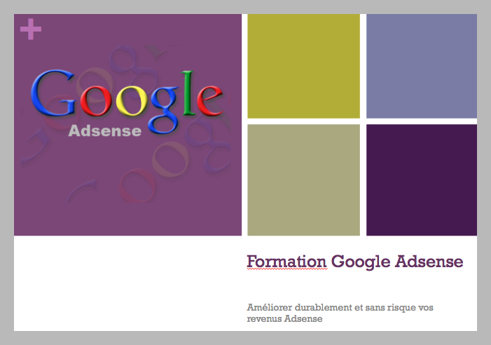 Formation Google Adsense